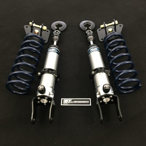 TRZ CTS-V Rear Menscer Motorsports Double Adjustable Coil-Over Shocks,  Springs, and Upper Mounts / Pair