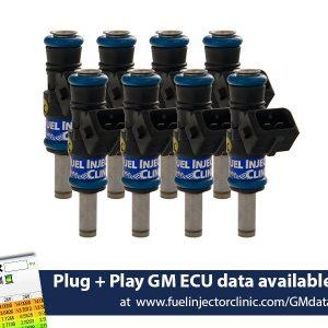 Fuel Injector Clinic GM LS Injectors 1200cc Hartline Performance